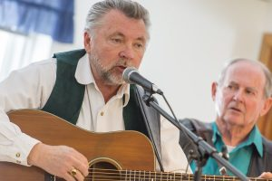 Bill White - 2017 Land O' Lakes Traditional Music Hall of Fame Inductee