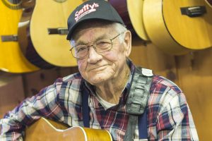 Bob Goodberry - 2017 Land O' Lakes Traditional Music Hall of Fame Inductee