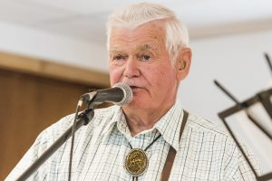 George York - 2016 Land O' Lakes Traditional Music Hall of Fame Inductee