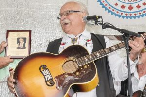 Ross Clow - Recipient of Land O' Lakes Traditional Music Hall of Fame Lifetime Achievement Award